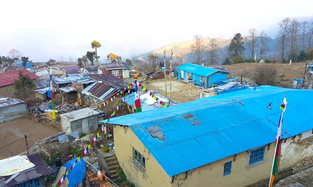 Sermathang Village