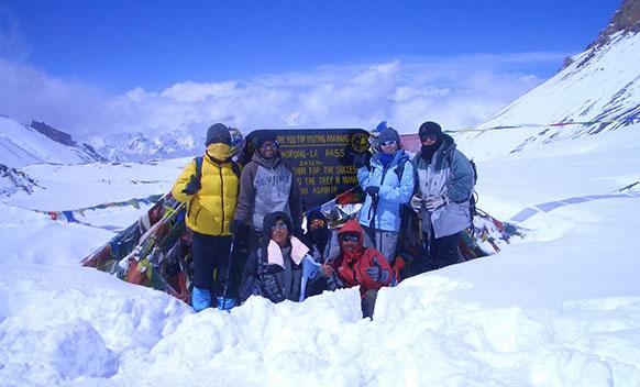 Annapurna Circuit Trek - Short