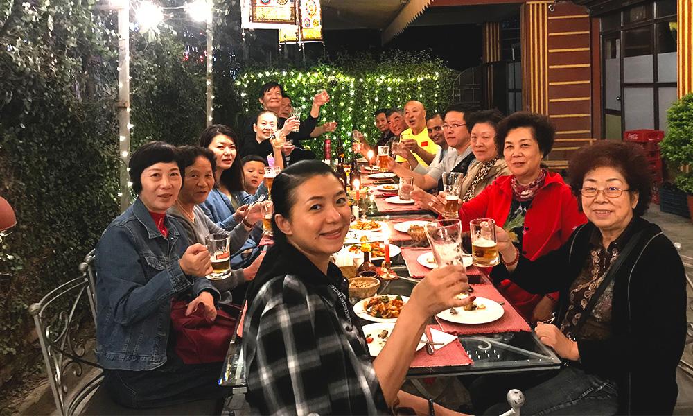 Farewell Dinner