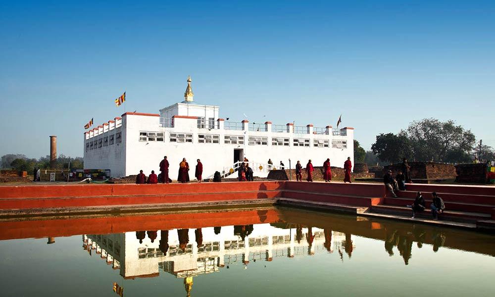 Lumbini - the birthplace of Gautam Buddha