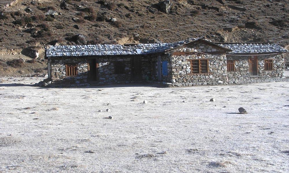 Accommodation at Ramchaur
