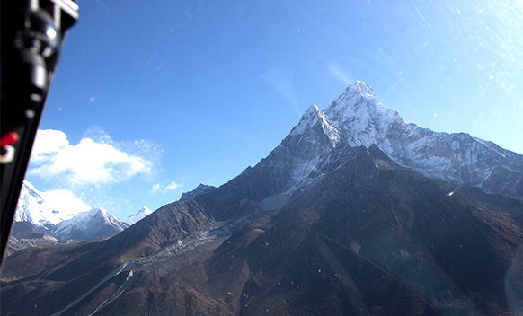 Everest Helicopter Tour with Kathmandu Sightseeing