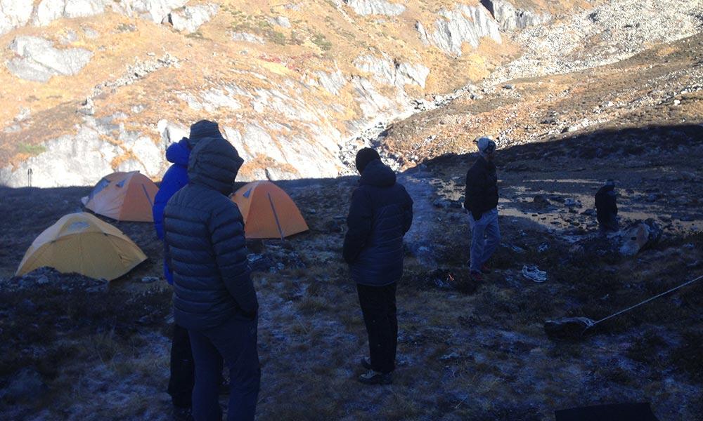 Camping - Paldor Base Camp