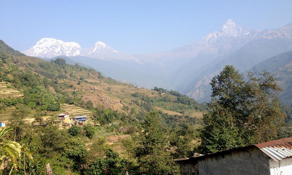 Kalimati Village