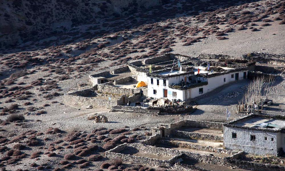 Charang Village