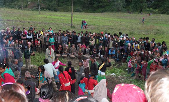 Local Festival Celebration