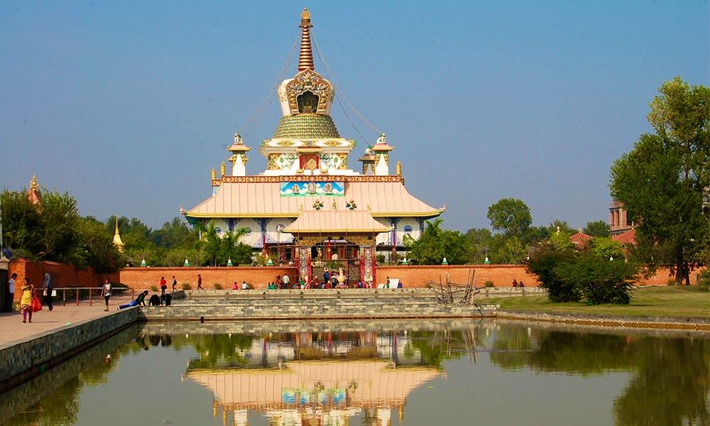 Germany Stupa
