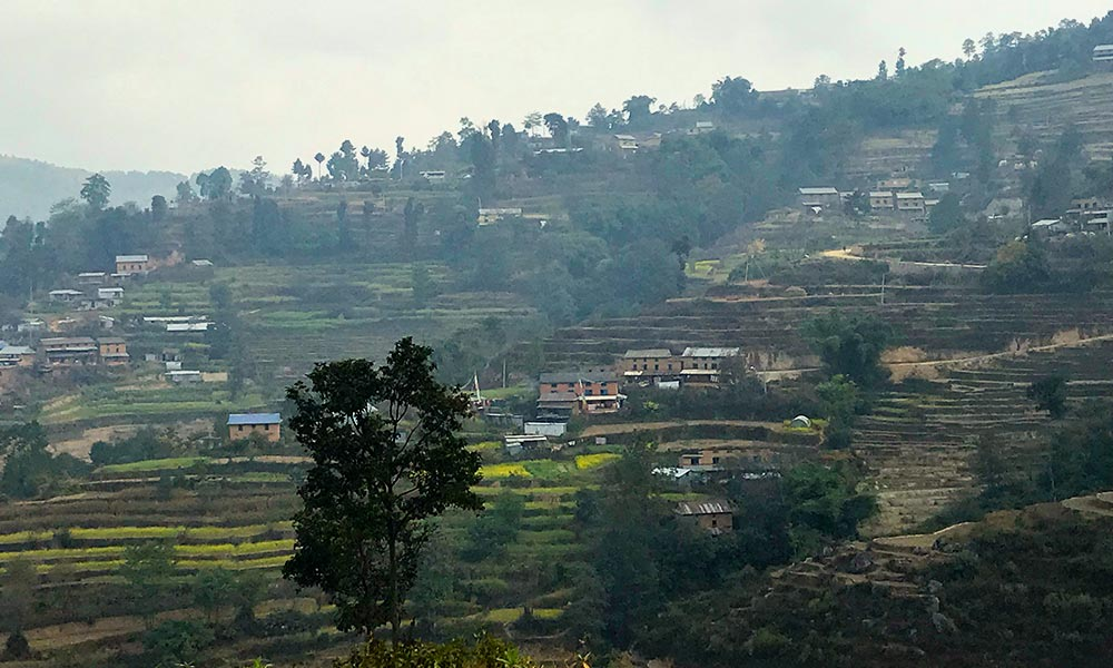 Telkot village