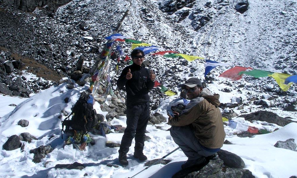 Shyala La Pass