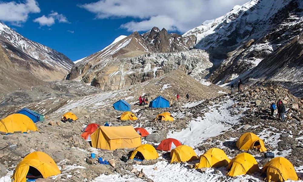 Dhaulagiri Base Camp