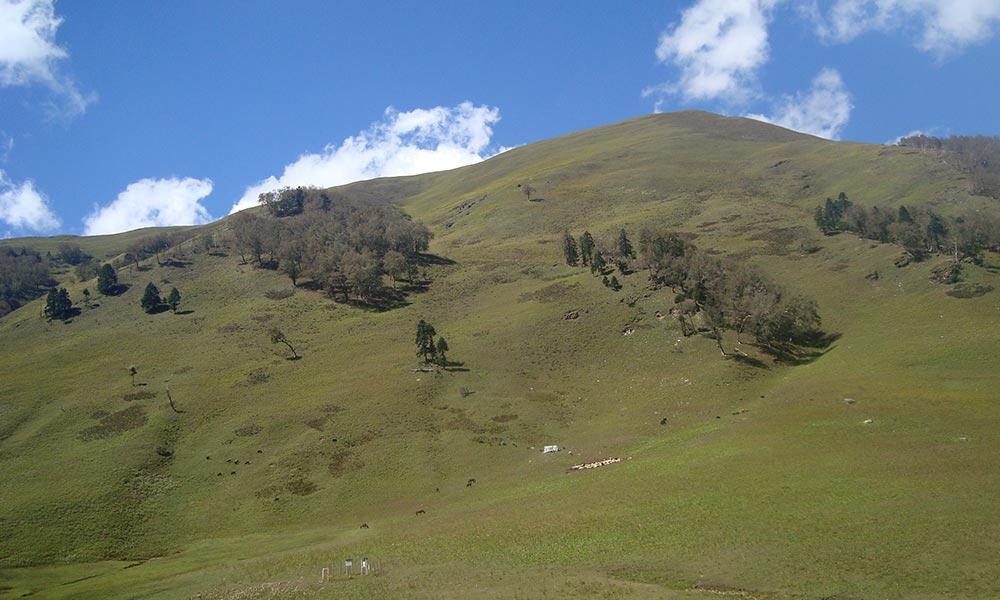 Ghuchhi Lake