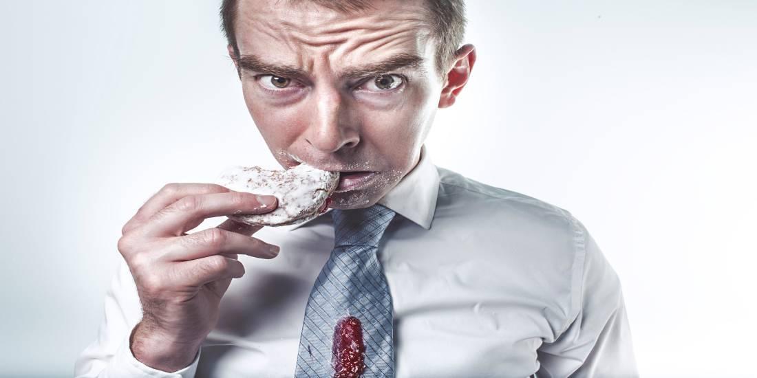 Sådan undgår du, at dine følelser styrer din kost