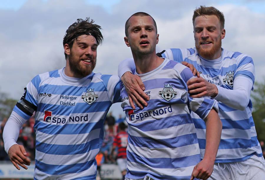 Amerikanere holder øje med FC Helsingør