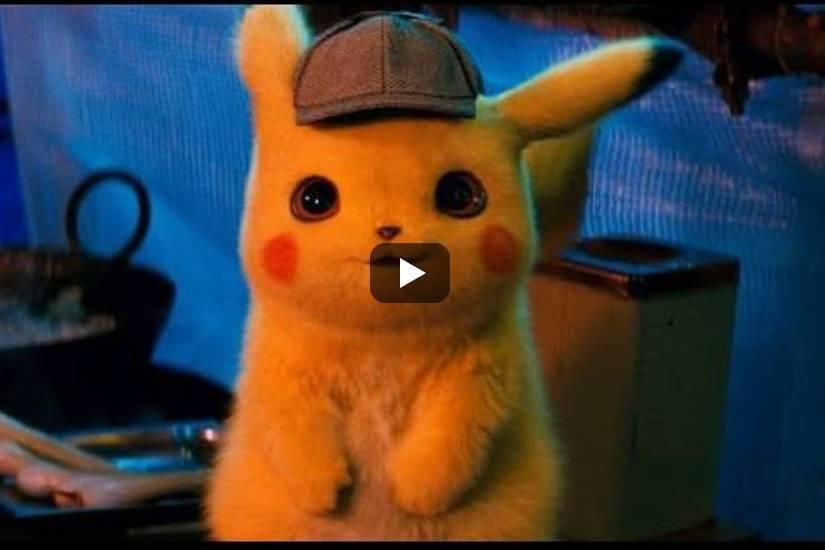 Ryan Reynolds som Pikachu i ny Pokémon film!