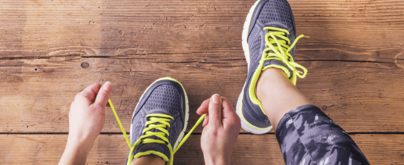 Få motion ind i din hverdag – og tab dig