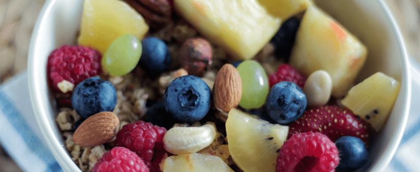 Derfor er sunde snacks vigtige
