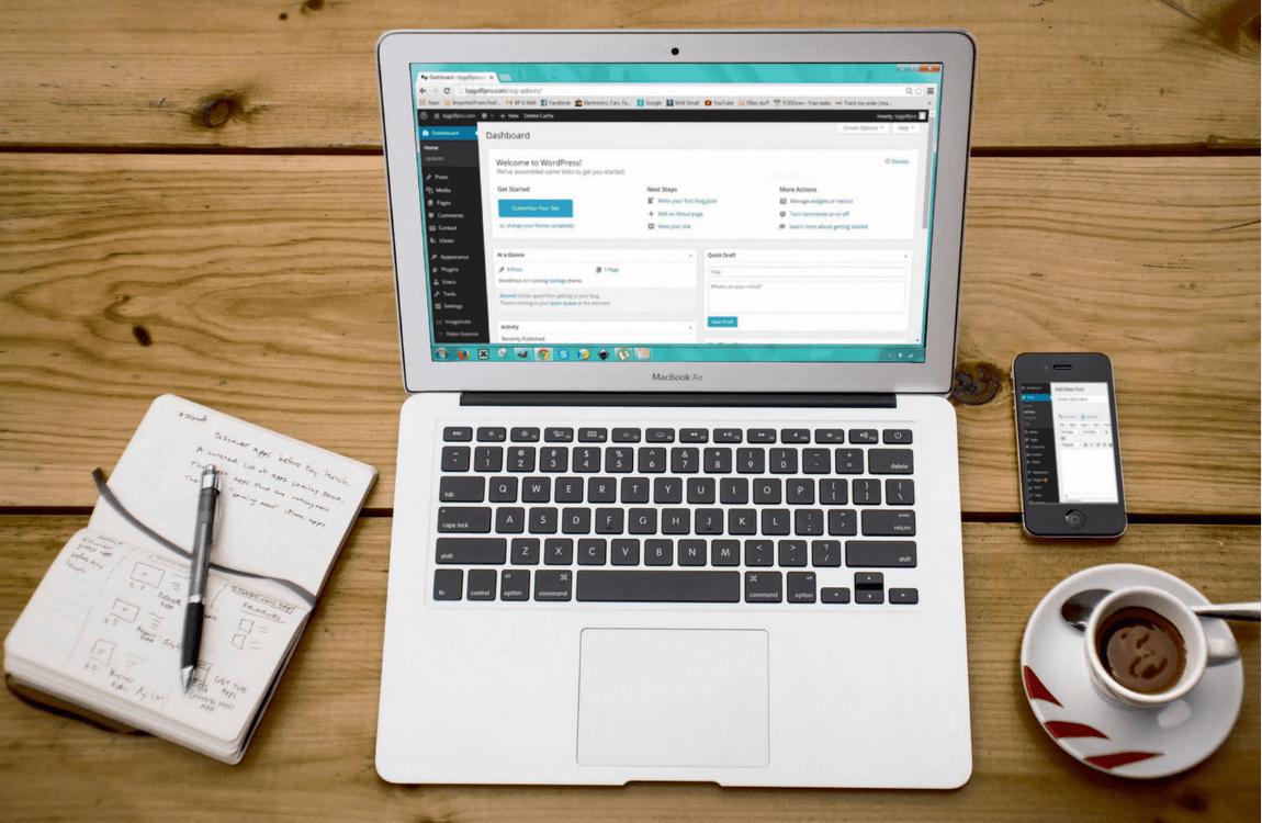 Sådan kommer du i gang med WordPress