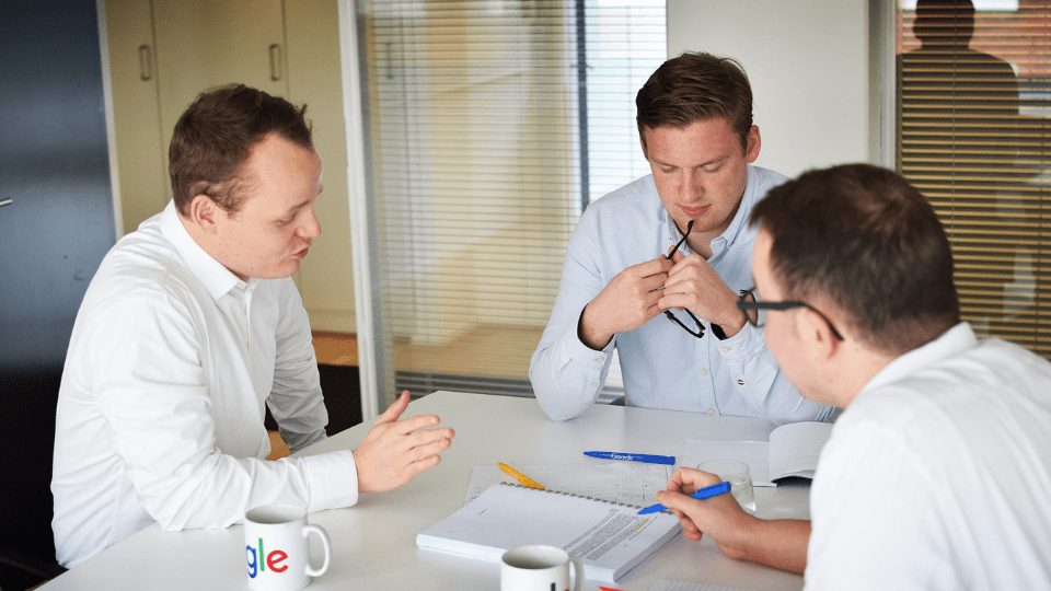 Esbjergensisk marketingfirma i fuld fokus på svær disciplin