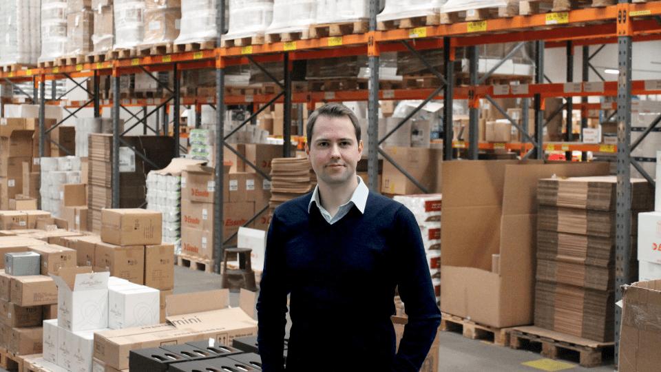 Esbjergensisk kontorforsyning planlægger turnaround