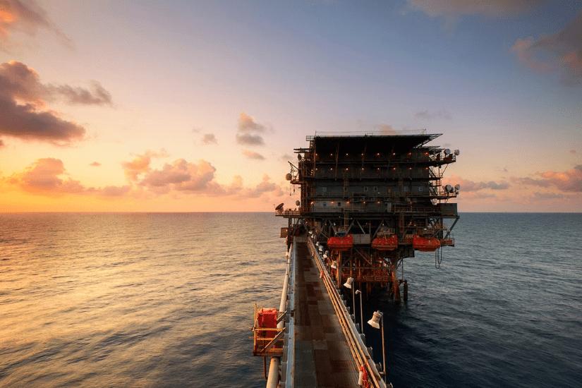 Fald i olieprisen efter svækkede handelstal fra Kina