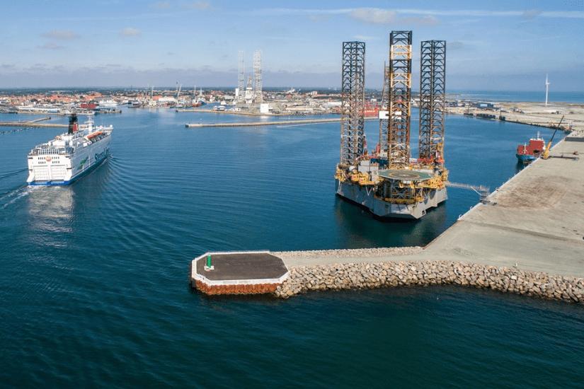 Afgørelse om boreriggene i Frederikshavn er truffet