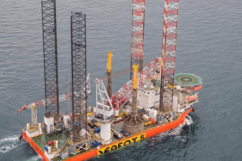 Fred. Olsen Windcarrier køber Seafox 5
