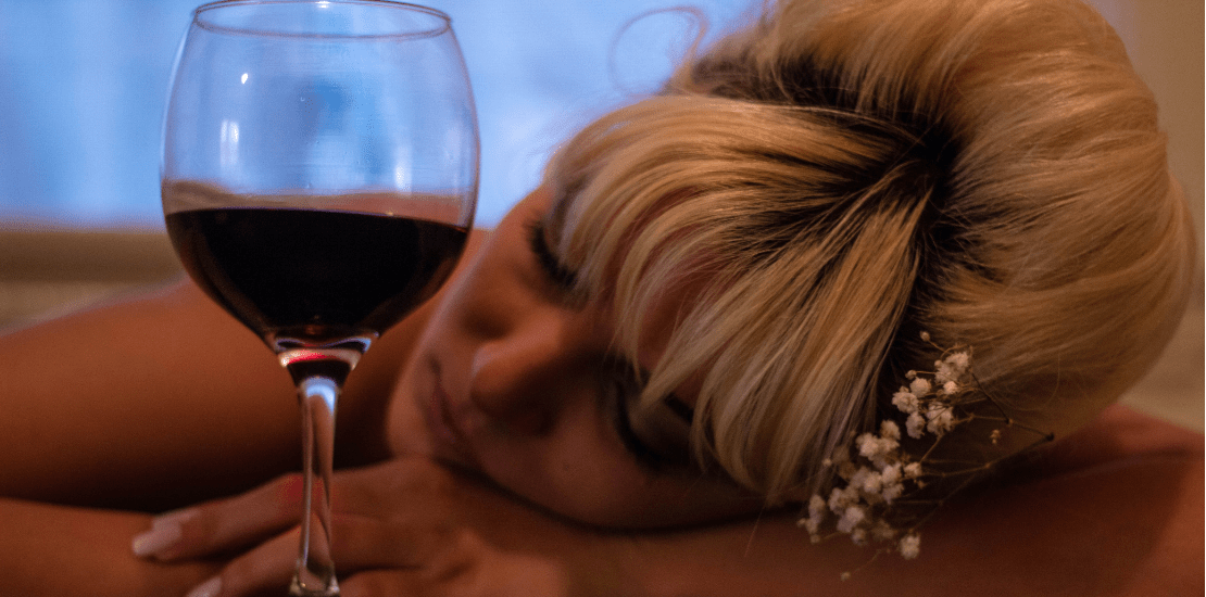 Undgå store mængder alkohol, når du skal holde dig sund