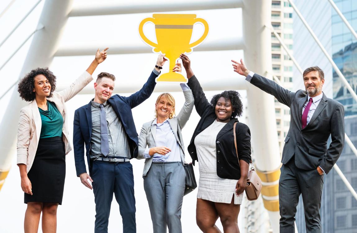 Få en bedre virksomhed med teambuilding
