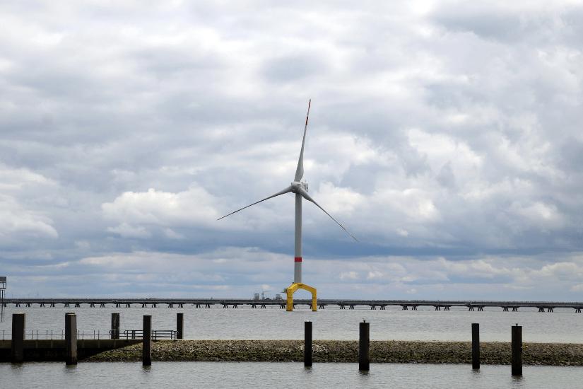 Europæisk Offshore-vind forventes at vokse med 400% inden 2030