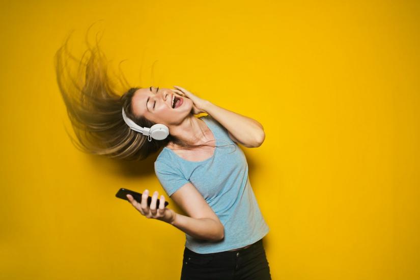 Musik kan lindre smerter