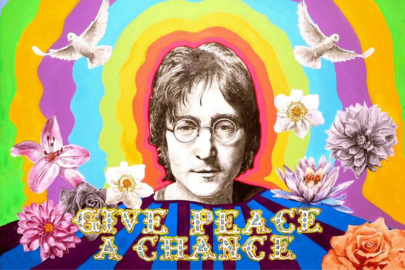 Hvordan døde John Lennon?