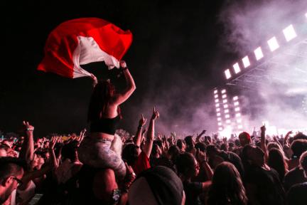 Her er planen for Bøgescenerne på Smukfest 2019