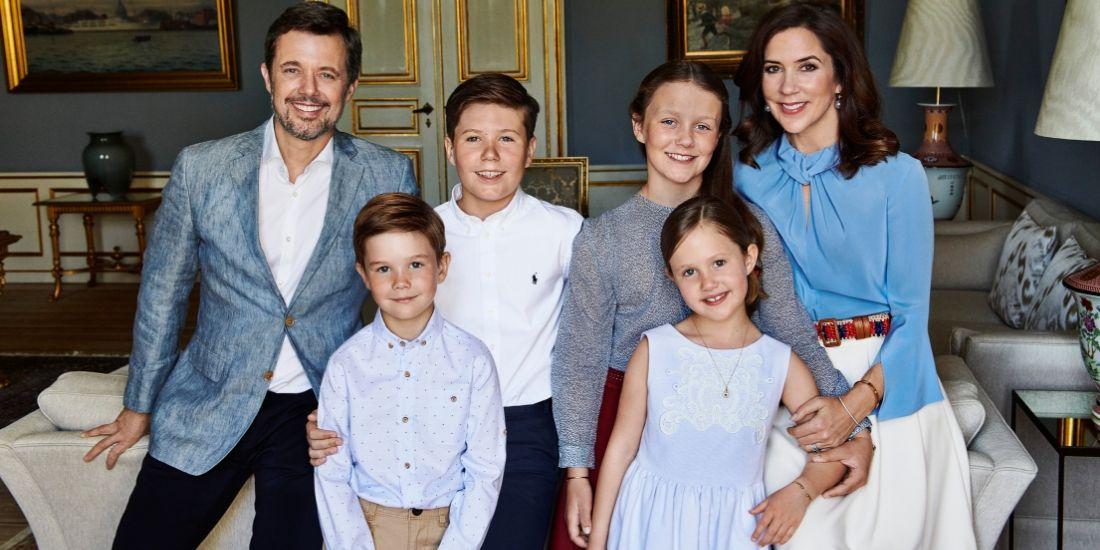 Sådan til- og omtaler du de medlemmerne af det danske kongehus