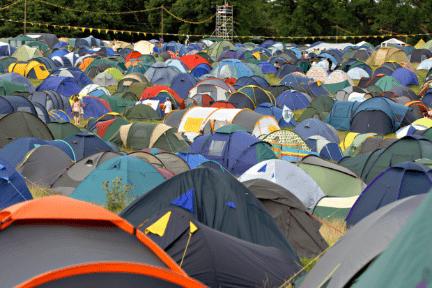 Roskilde Festival får nyt område: Indeholder afslapning og raves