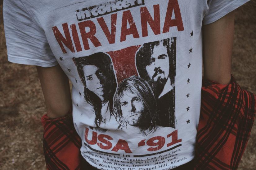 Nirvana unplugged - 25 år siden Kurt Cobain døde