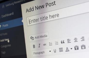5 gode ting ved Wordpress