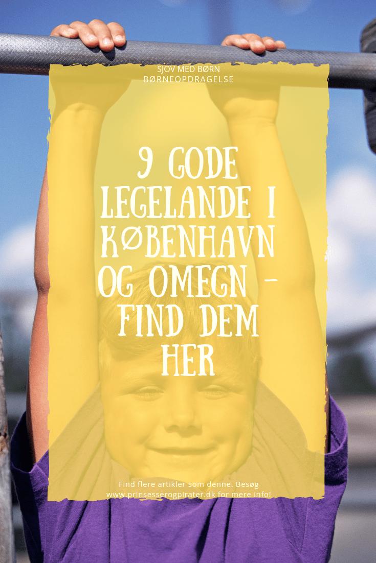 9 gode legelande i København og omegn - Find dem her