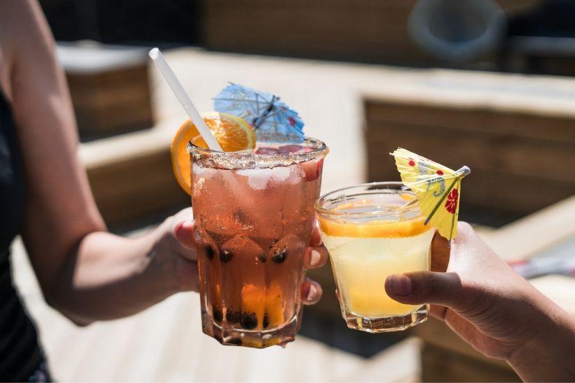 5 alkoholfrie cocktails til ungerne