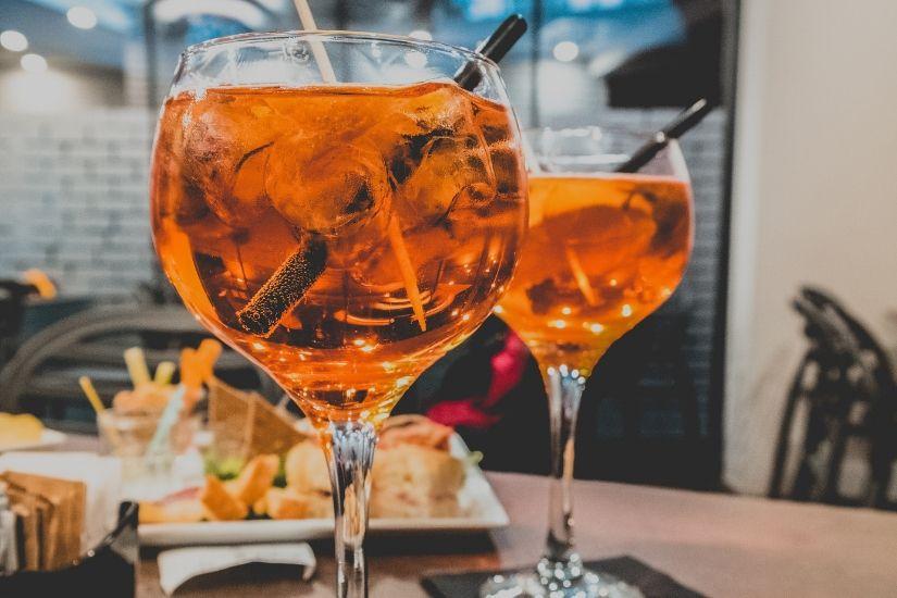 Drinks til før, under og efter middagen