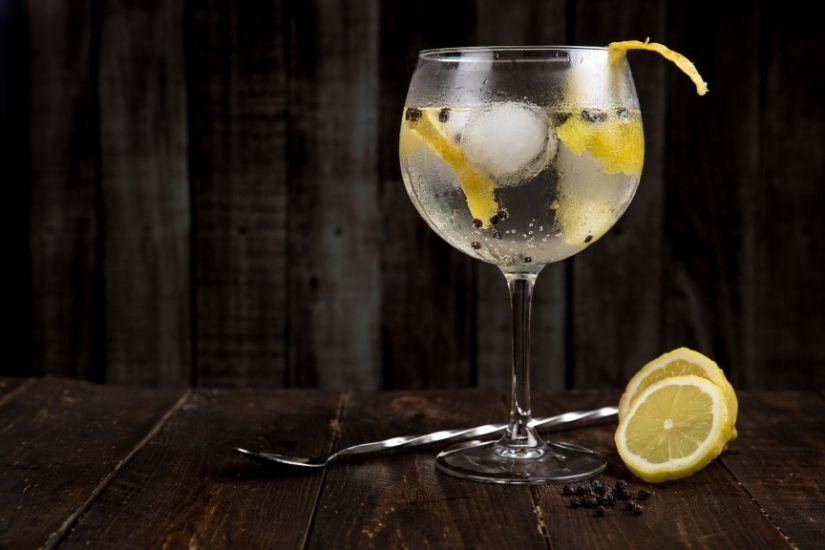 Hjemmelavet gin - Den perfekte værtsgave til ungkarlen