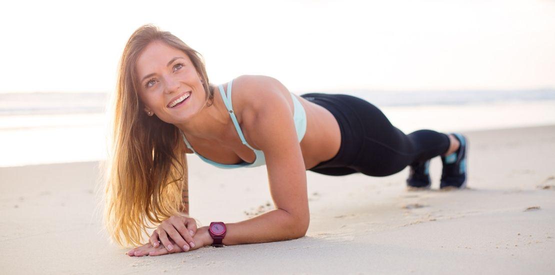 """Planken – den ultimative """"flad mave""""-øvelse"""