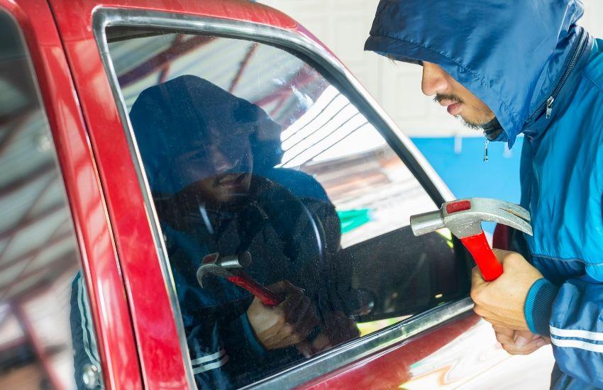 6 måder at beskytte din bil mod tyveri