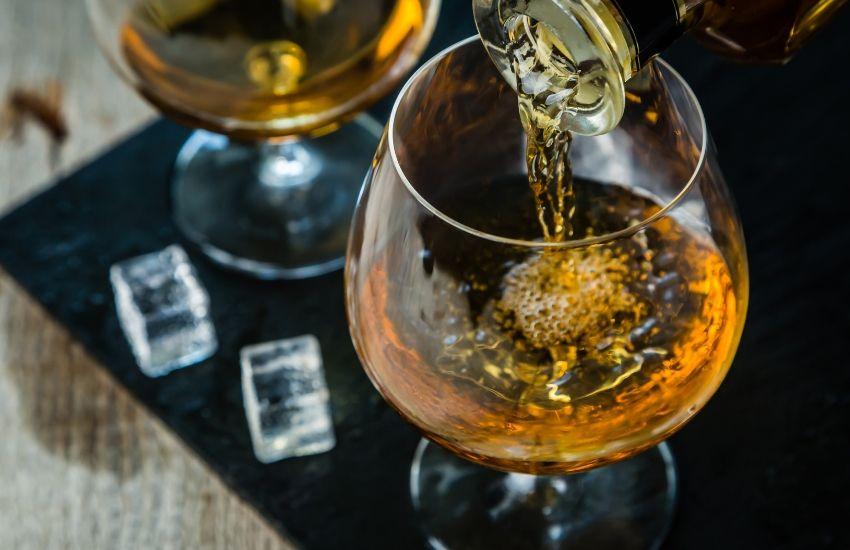9 Retro Cognac Glas til Cognac Elskeren