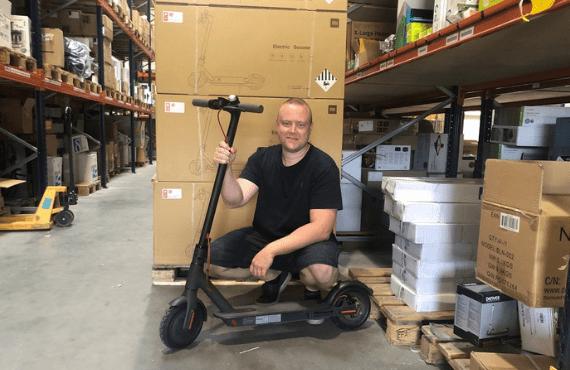 Trods massiv kritik - salget af el-løbehjul når rekordhøjder