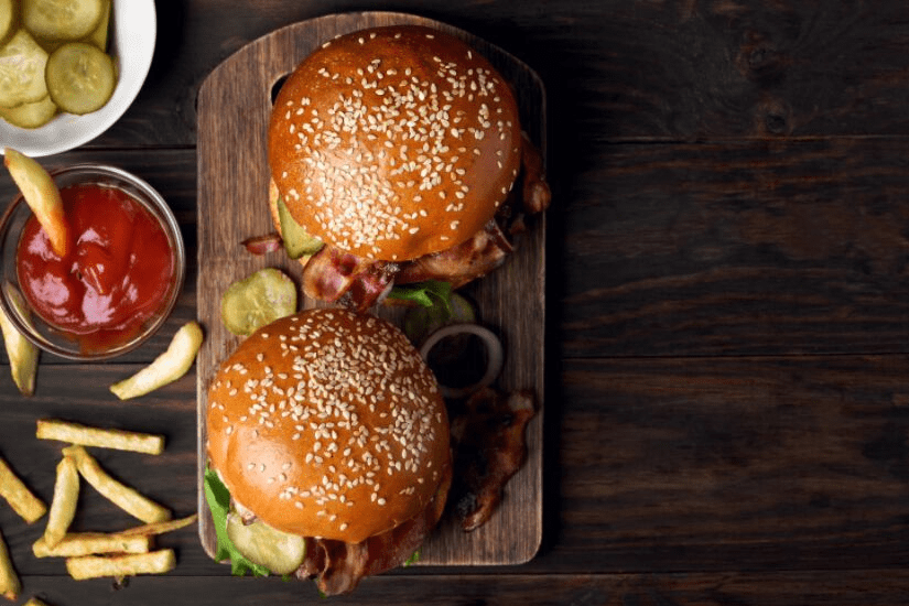 Top 5: Burgere i København