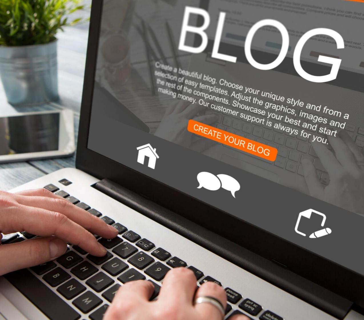 Kan Man Leve Af At Blogge?