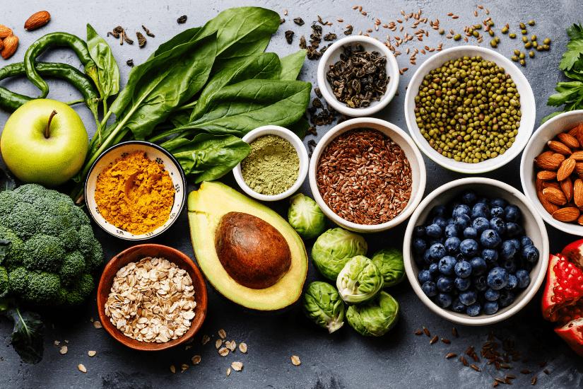 Hvad er superfood? Få hele forklaringen på det her