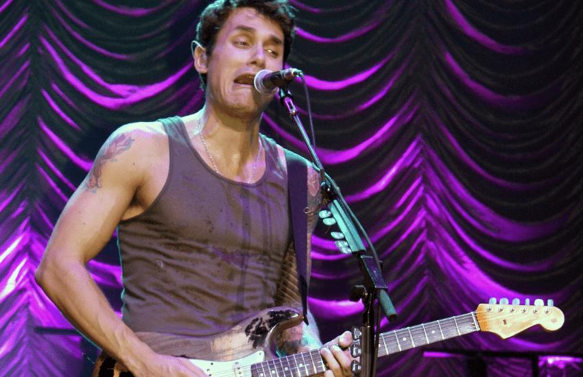 John Mayer i Boxen - Se Hans Bedste Sange Her!