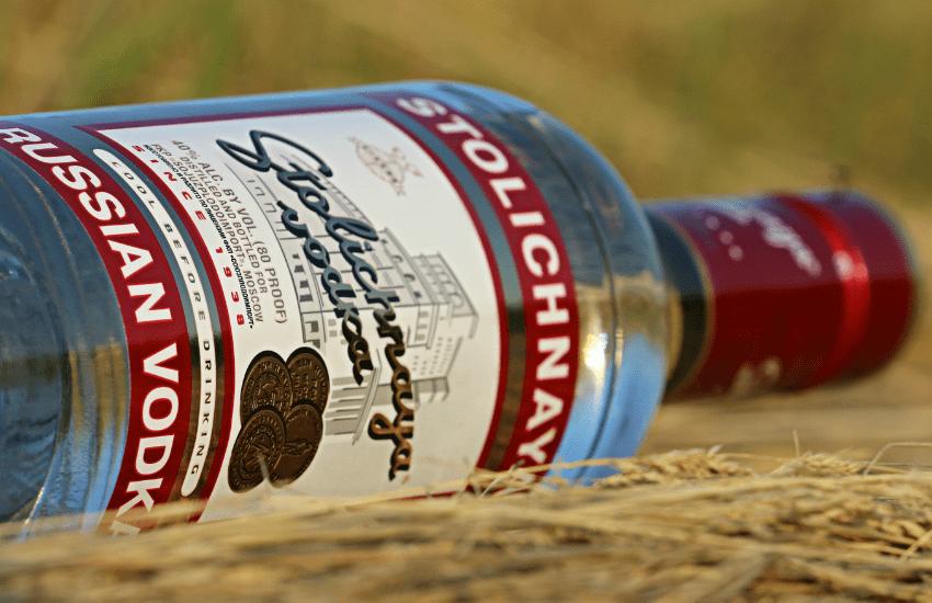 Top 10: Drinks med vodka