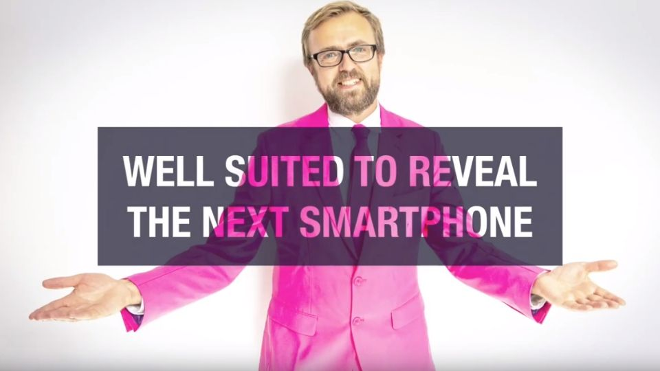 Hitter på YouTube - Anmelder Smartphones med Kreative Videoer